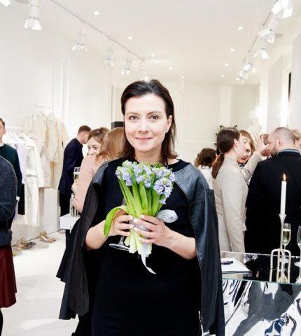 Дизайнер ELENA BURENINA открыла первый бутик в Украине-430x480
