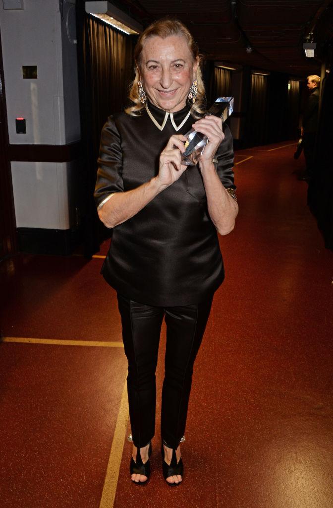 Fashion Awards 2018: Номинанты и победители-Фото 3