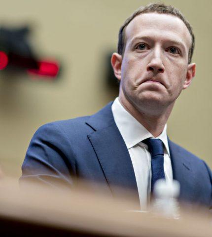 Марк Цукерберг стал самым неудачливым миллиардером по версии Forbes-430x480