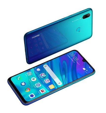 В Украине представили новый смартфон Huawei P smart 2019-430x480