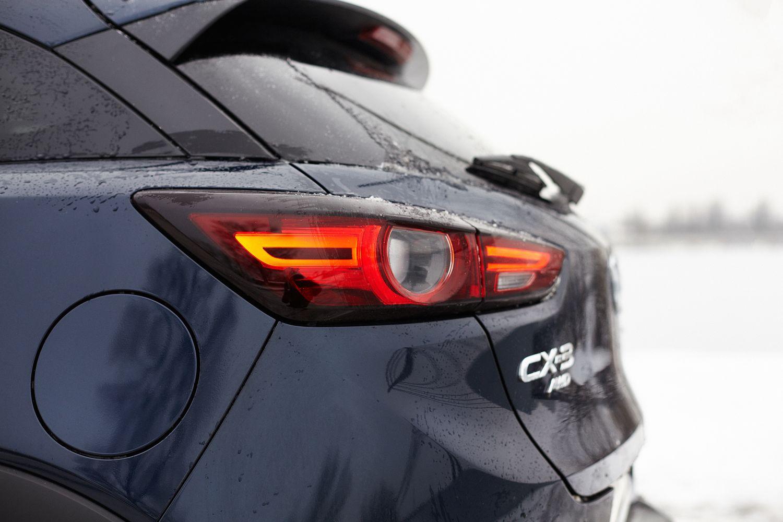 Компактный кроссовер Mazda CX-3-Фото 9