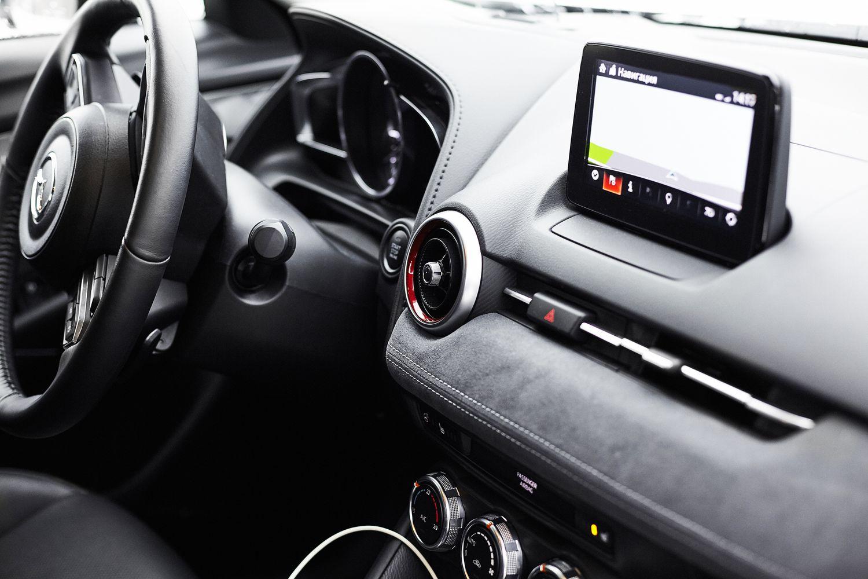 Компактный кроссовер Mazda CX-3-Фото 4