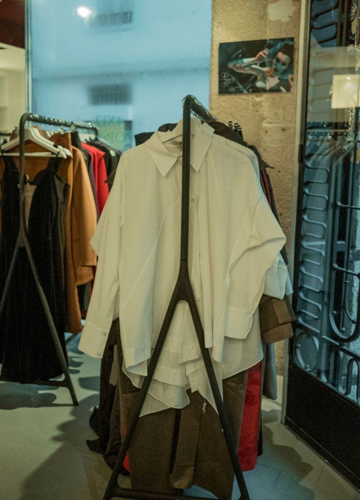 """Как это было: Открытие Pop Up Store """"4×12"""" украинских дизайнеров в Париже-Фото 2"""