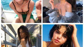 7 знаменитостей, у которых есть свои фишки в позировании для Instagram-320x180