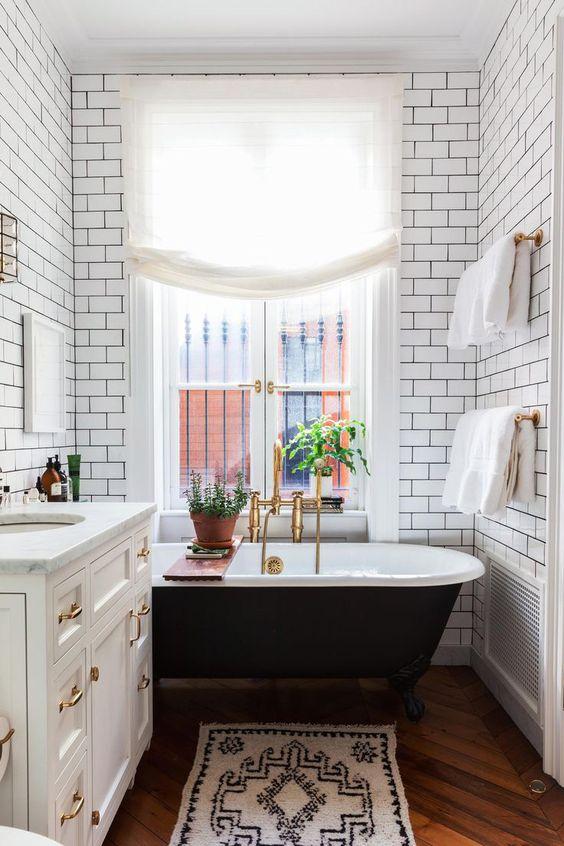 Внимание на детали: стильные идеи для ванной комнаты-Фото 1