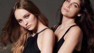 Лили-Роуз Депп и Летиция Каста снялись вместе для обложки французского глянца-320x180