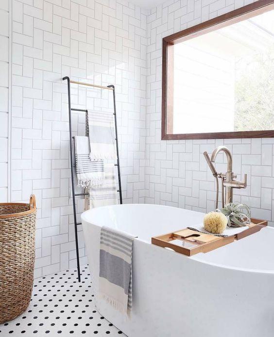 Внимание на детали: стильные идеи для ванной комнаты-Фото 9