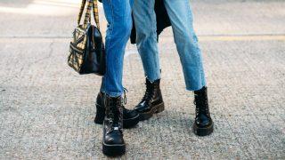 Байкерские ботинки: Как носить и с чем сочетать-320x180