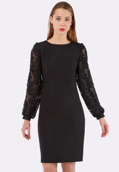 платья осень зима 2019