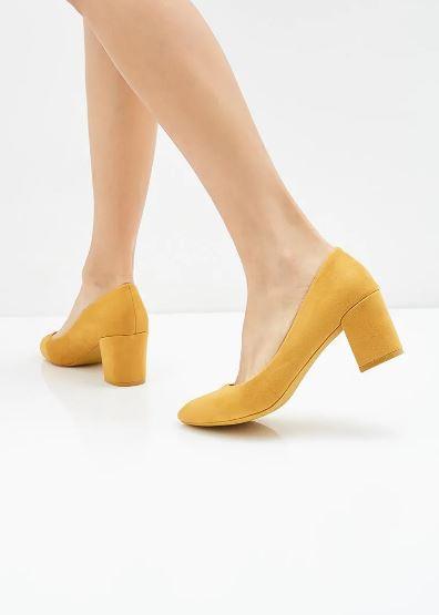 тренды 2019 обувь весна лето