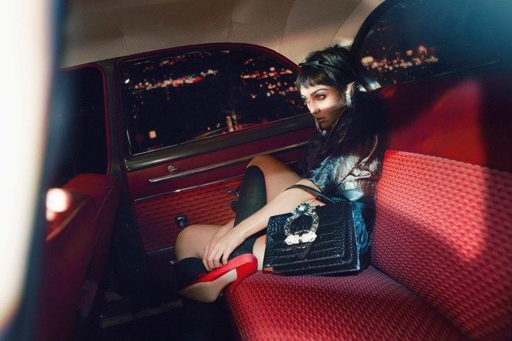 Дочери Мадонны и Умы Турман снялись в рекламной кампании Miu Miu-Фото 2