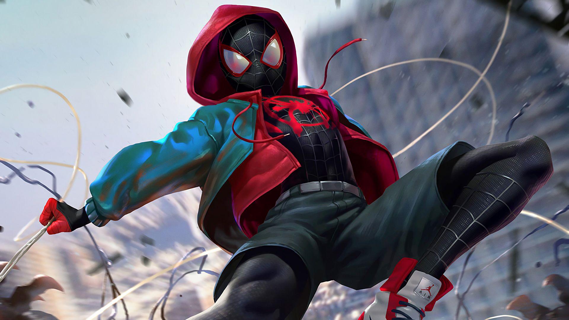 «Человек-паук: Через вселенные» фото