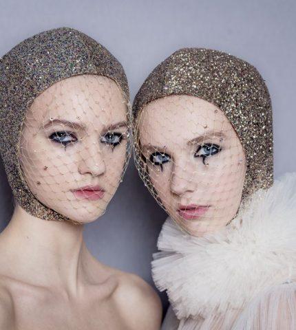 Close-up: макияж на показе Dior Haute Couture SS 2019-430x480