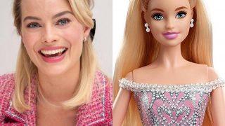 Марго Робби сыграет роль куклы Барби-320x180