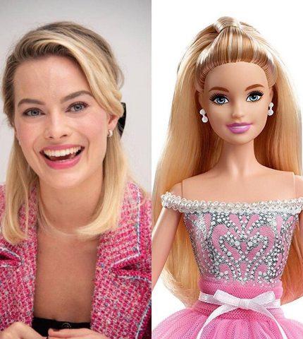 Марго Робби сыграет роль куклы Барби-430x480