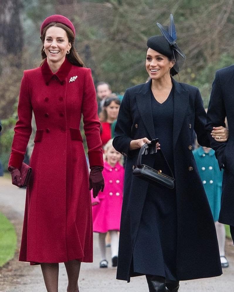 Кенсингтонский дворец активно борется с травлей герцогинь в Instagram-Фото 1