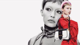 Джиджи Хадид кардинально сменила образ в новой съемке Prada-320x180