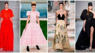 Самые запоминающиеся платья с Недели высокой моды в Париже-320x180