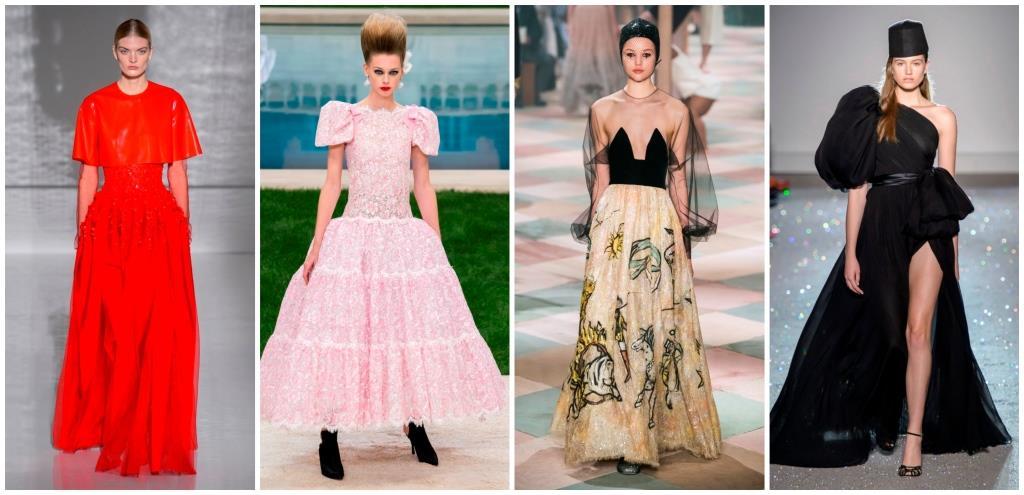 Самые запоминающиеся платья с Недели высокой моды в Париже-Фото 1