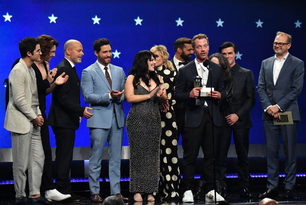 Critics' Choice Awards 2019: лучшие образы с красной дорожки-Фото 1