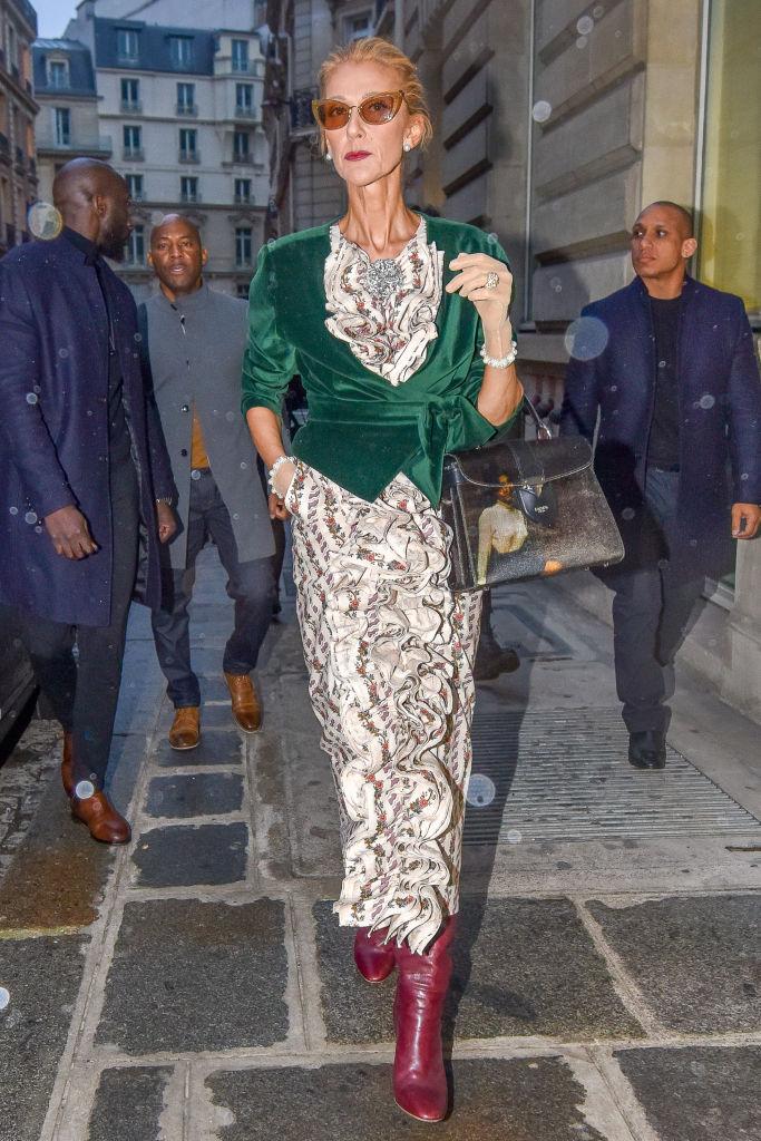 Селин Дион резко ответила критикам по поводу своей худобы-Фото 1
