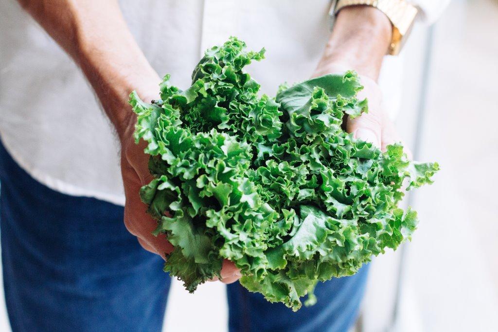 почему нужно есть зеленые овощи