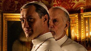 Как будет выглядеть «Новый Папа» с Джоном Малковичем и Джудом Лоу