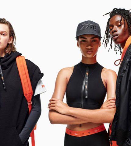 Виктория Бекхэм совместно с Reebok создала коллекцию спортивной одежды-430x480