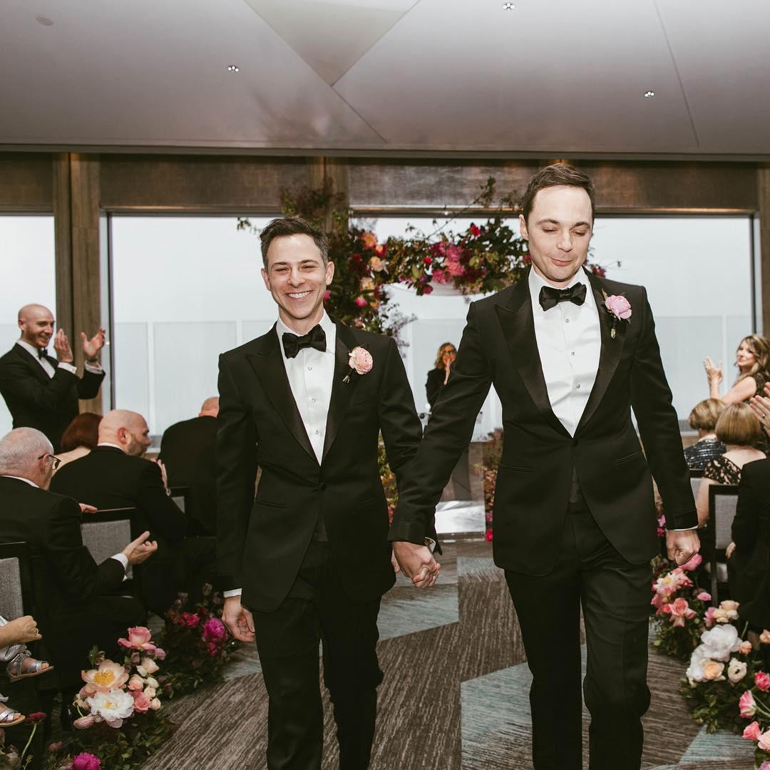Самые красивые свадьбы звезд с нетрадиционной сексуальной ориентацией-Фото 4