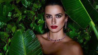 Пенелопа Крус в рекламной кампании ювелирных украшений-320x180