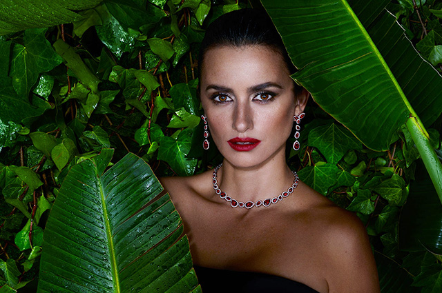 Пенелопа Крус в рекламной кампании ювелирных украшений-Фото 1