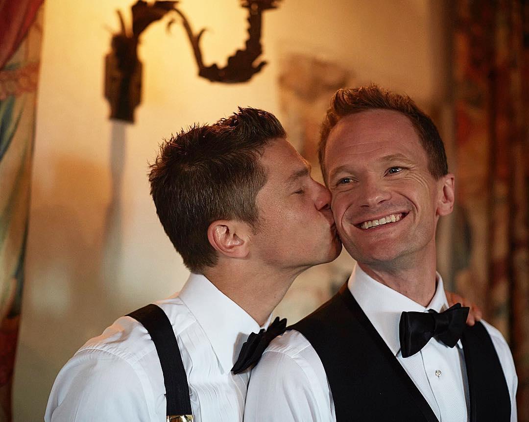 Самые красивые свадьбы звезд с нетрадиционной сексуальной ориентацией-Фото 2
