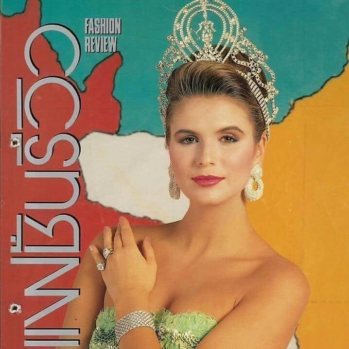 Узнайте, кто стал Мисс Вселенная в год вашего рождения-Фото 15