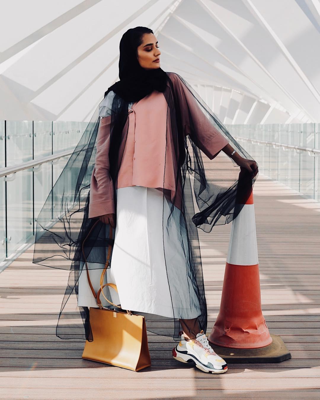 10 арабских блогеров демонстрируют как совмещать моду с религией-Фото 1