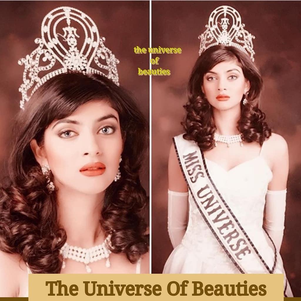 Узнайте, кто стал Мисс Вселенная в год вашего рождения-Фото 17