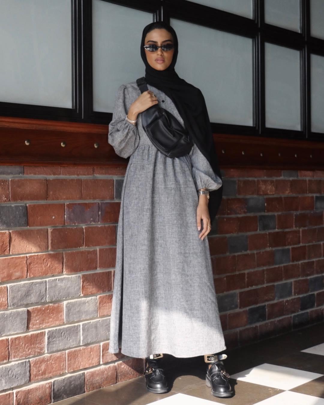 10 арабских блогеров демонстрируют как совмещать моду с религией-Фото 2