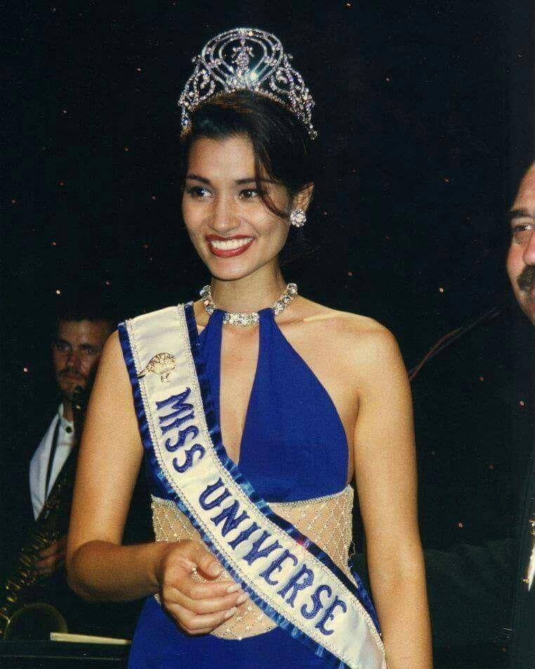 Узнайте, кто стал Мисс Вселенная в год вашего рождения-Фото 20