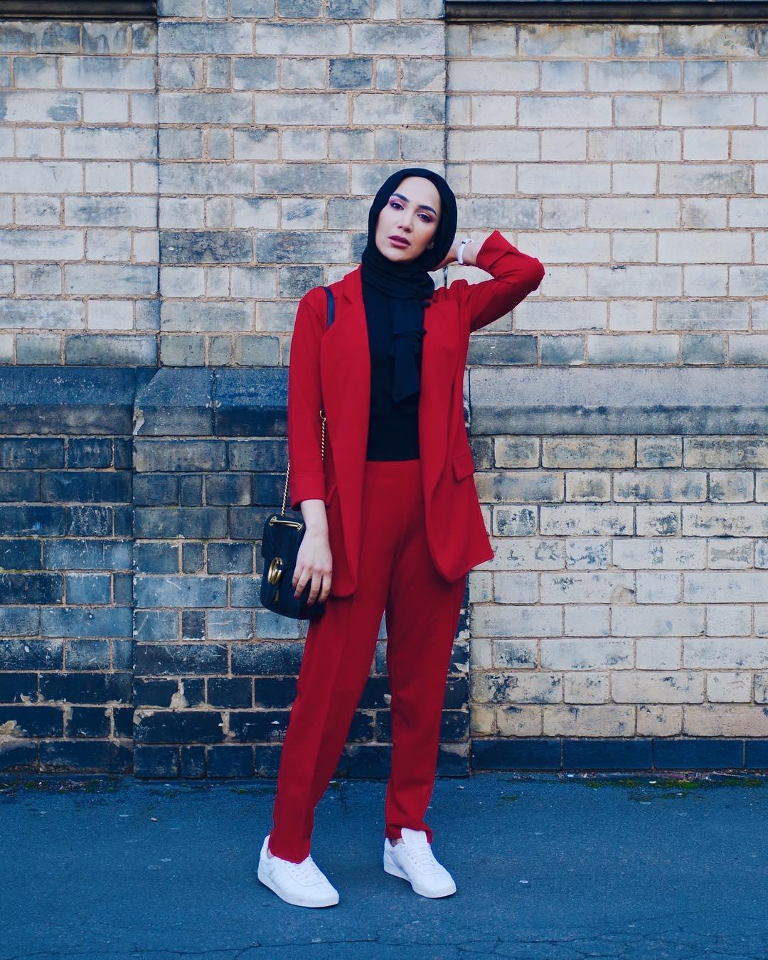 10 арабских блогеров демонстрируют как совмещать моду с религией-Фото 4