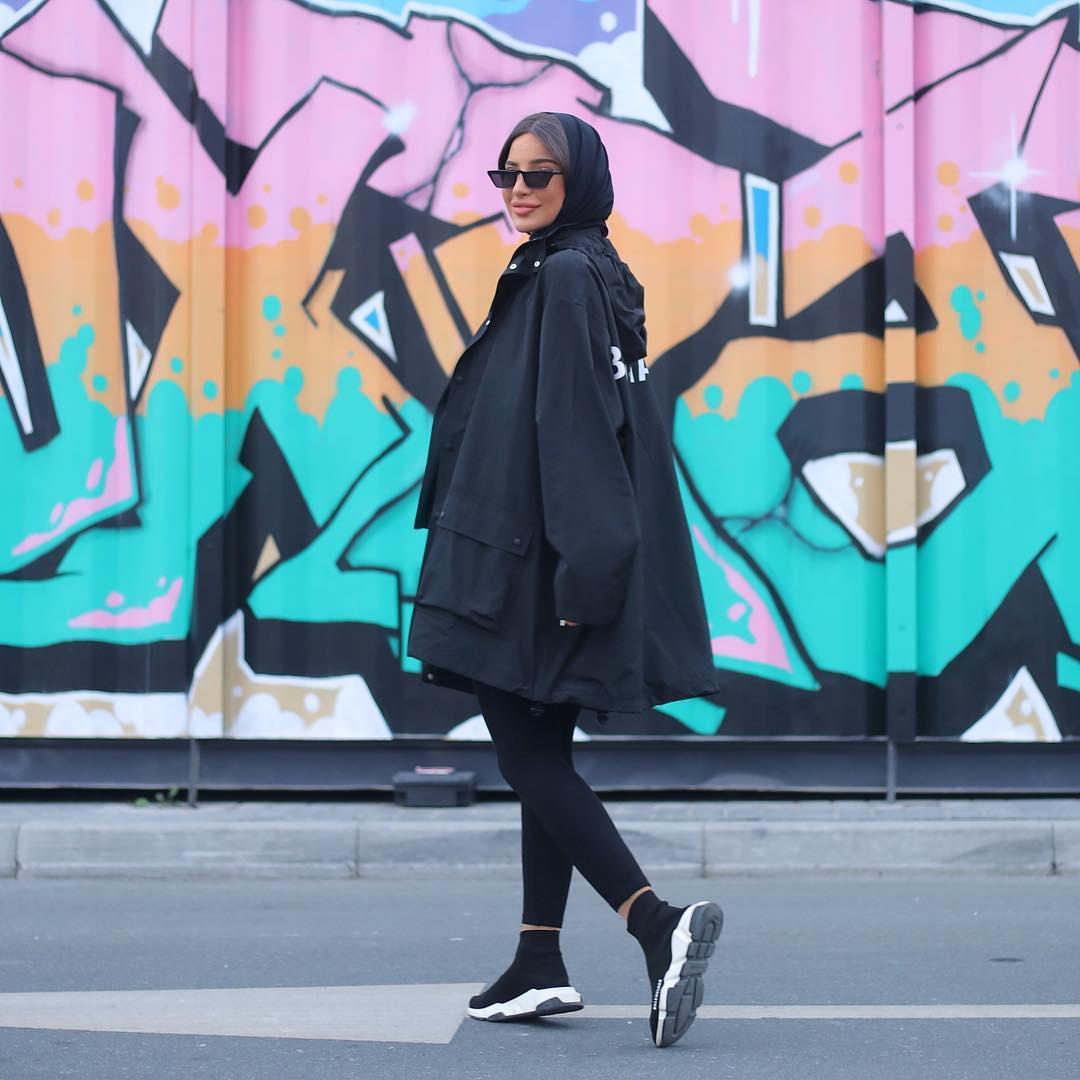 10 арабских блогеров демонстрируют как совмещать моду с религией-Фото 3