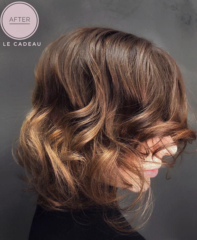 Теплый фронт: как красить волосы в новом сезоне-Фото 2