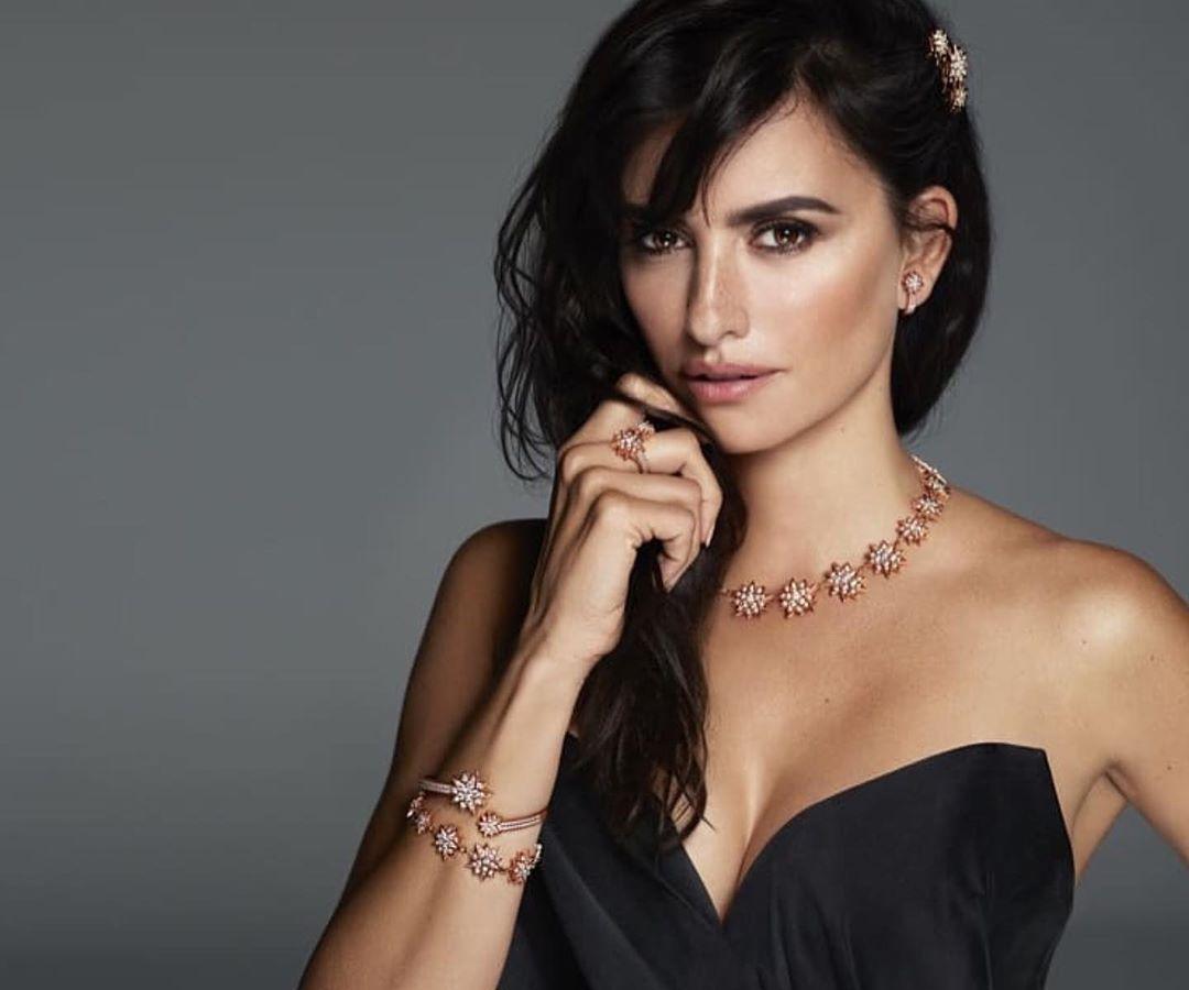 Пенелопа Крус в рекламной кампании ювелирных украшений-Фото 3