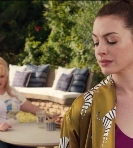 Вышел первый трейлер комедии «Отпетые мошенницы» с Энн Хэтэуэй и Ребел Уилсон-430x480