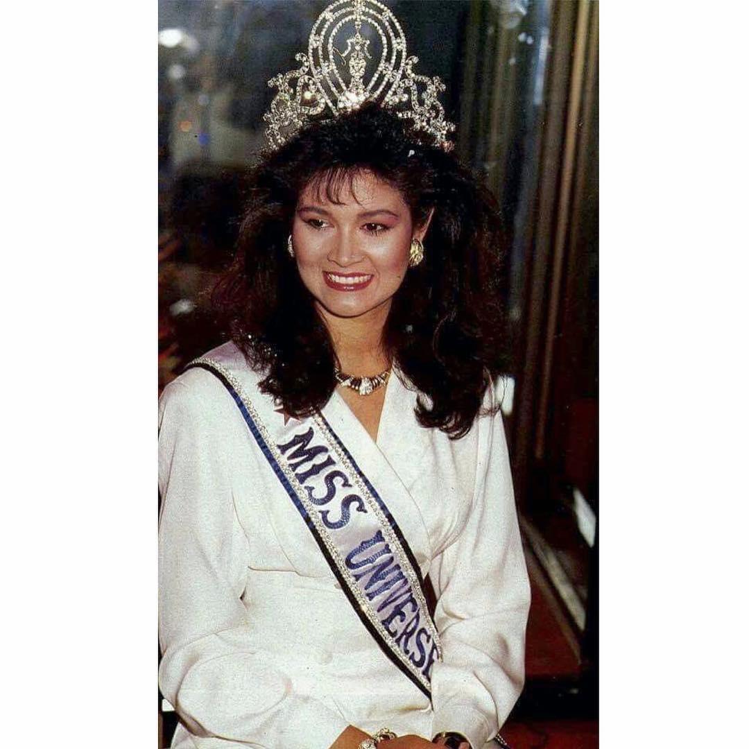 Узнайте, кто стал Мисс Вселенная в год вашего рождения-Фото 11