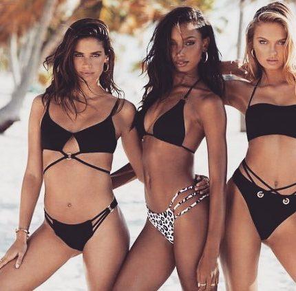 Бренд Victoria's Secret снова запускает в продажу купальники-430x480