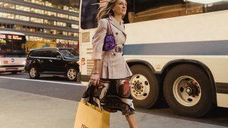 Сара Джессика Паркер продемонстрировала любимую сумку Кэрри Брэдшоу-320x180