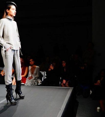 Vegan Fashion Week: Как проходила первая в мире веганская неделя моды-430x480