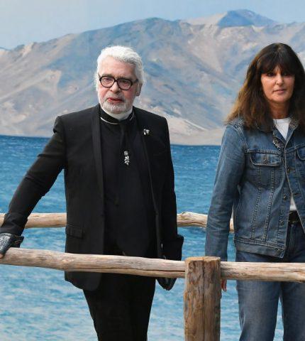 Модный дом Chanel назначил на пост креативного директора Виржини Виар-430x480