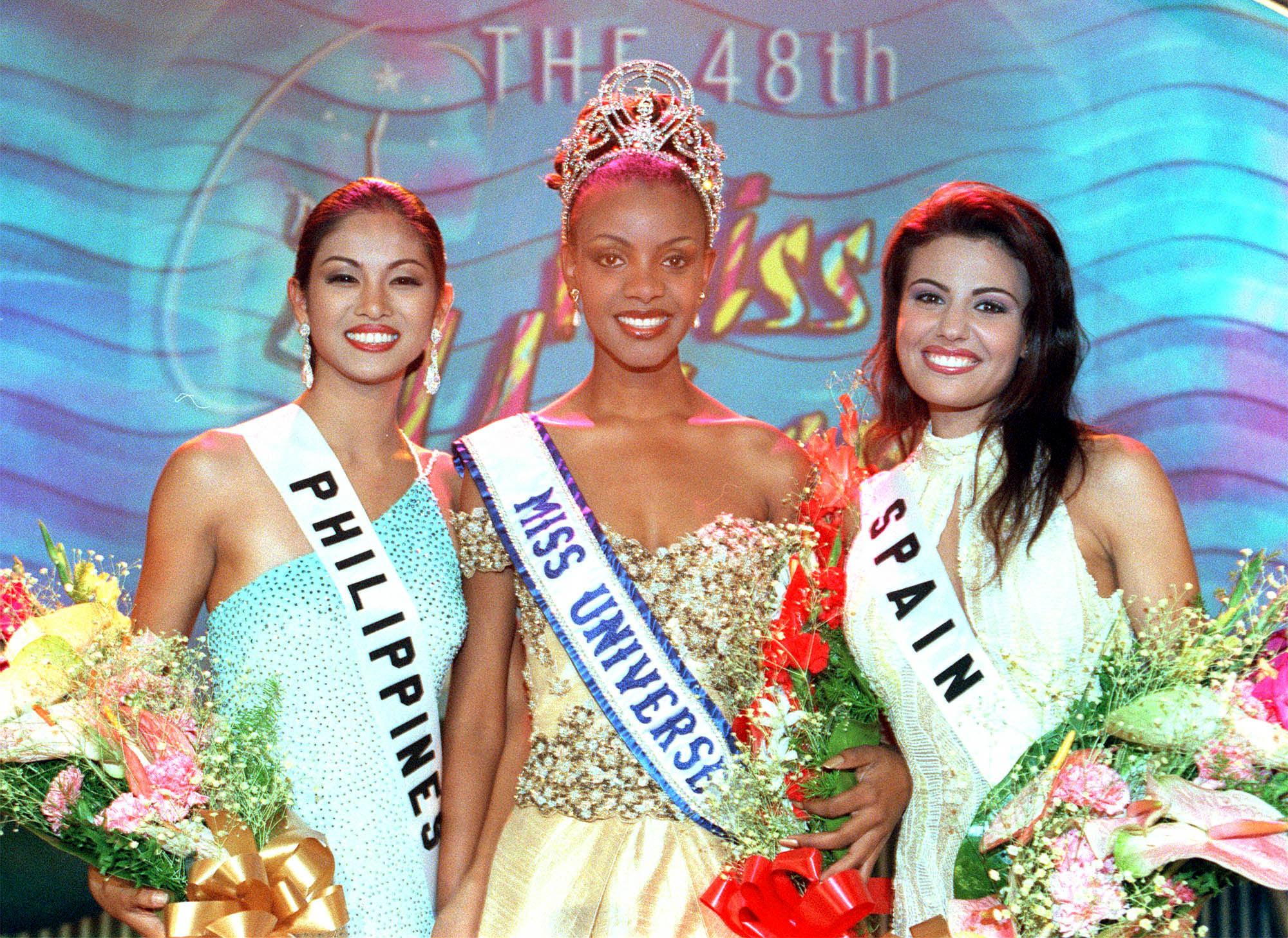 Узнайте, кто стал Мисс Вселенная в год вашего рождения-Фото 22