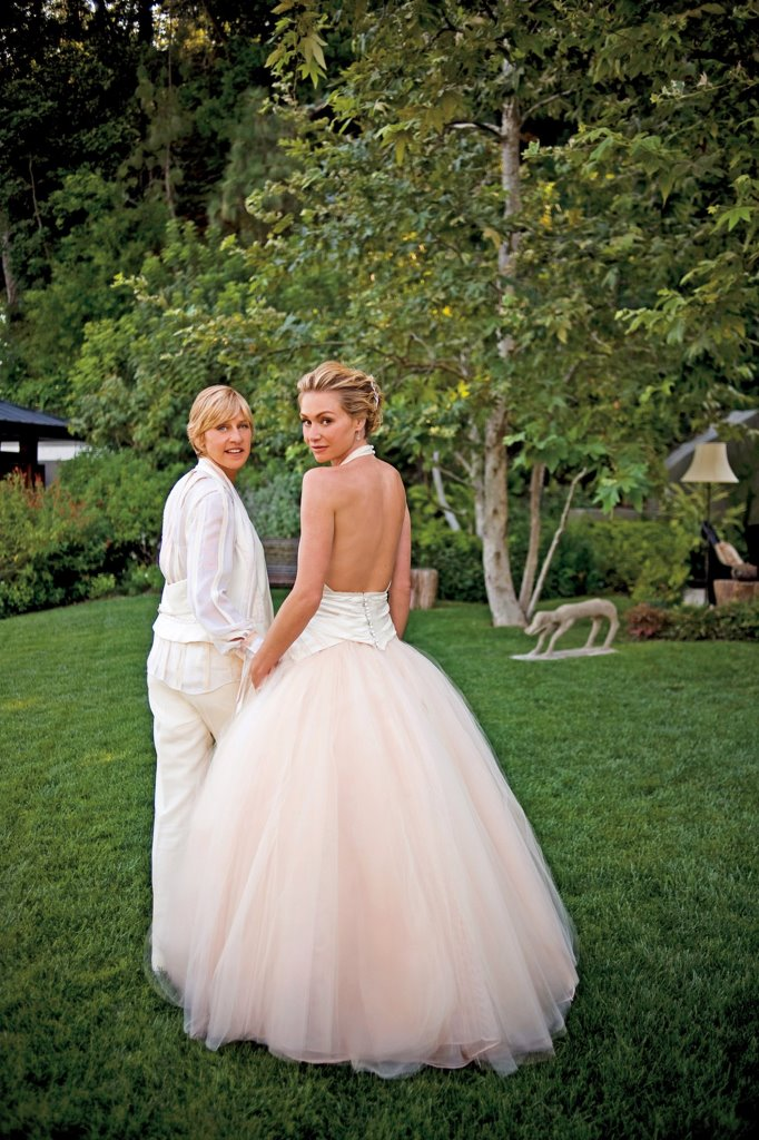 Самые красивые свадьбы звезд с нетрадиционной сексуальной ориентацией-Фото 1