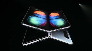 Samsung представляет новую категорию смартфонов — Galaxy Fold